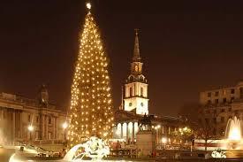 The Trafalgar Square Christmas Tree | Travel Blog | Holidays by ...
