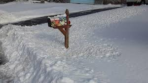 Can Mailbox And Plow Peacefully Co-Exist In Vernon? Rules Posted | News  Break