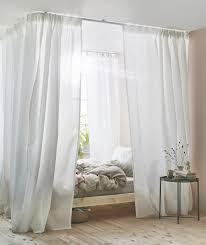 Trend Canopy Beds Curtains Bed Wtih VIDGA