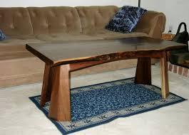 walnut coffee table 450 00
