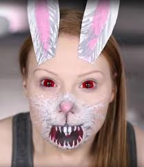 15 diy snapchat filter costumes best ideas for snapchat makeup costumes