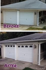 Top Photo of Diy Vinyl Faux Carriage Garage Doors Free Studio File