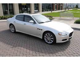 2010 Maserati Quattroporte for Sale | ClassicCars.com | CC-1082093