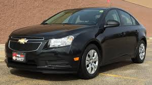 2013 Chevrolet Cruze LS - Automatic, A/C, Power Windows & Locks ...