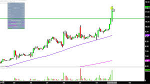 Xunlei Limited Xnet Stock Chart Technical Analysis For 11 01 17