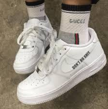 gucci air force 1. custom air force 1 gucci t