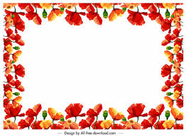 Flower Border Free Vector Download 16 122 Free Vector For