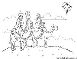 Small Picture Three Kings Printable Los Tres Reyes Mago Coloring Page De Su Mama