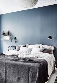 bedroom colors blue. blue bedroom wall - via coco lapine design colors