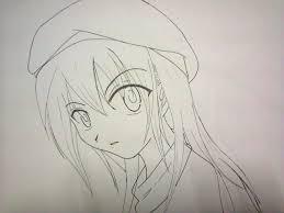 Kali ini saya mencoba membuat gambar grafiti menggunakan pensil, mohon maaf jika gambarnya kurang bagus keren, lukisan. Gambar Anime Menggunakan Pensil