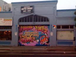garage door artConsumers Auto Body Upgrades Their Garage Door Art  Mission Mission