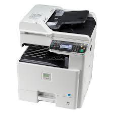 All In One Color Laser Printer Fs C8520mfp Kyocera 1102mz3nl0