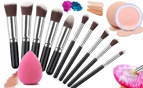 the professional high quality makeup brushes set