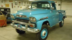 All Chevy » 59 Chevy Apache - Old Chevy Photos Collection, All ...