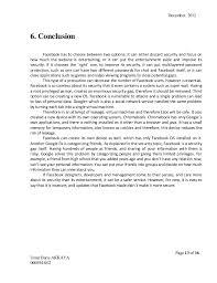 facebook security essay umut baris akkaya 14