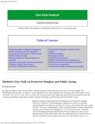 MKI Spring Newsletter 2002