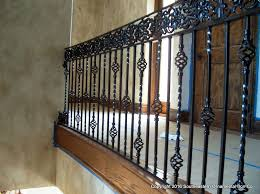 exterior wrought iron stair railing kits. wrought iron stair railing sr 56 exterior kits a