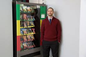 Vending Machine Purchase Adorable Time Delays In Vending Machines Prompt Healthier Snack Choices