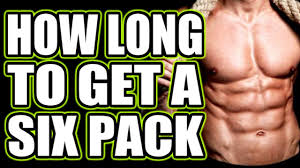 How Long to Get Six Pack Abs? - YouTube
