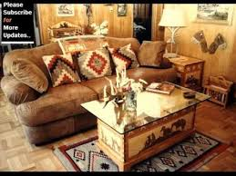 Western Decor Ideas For Living Room