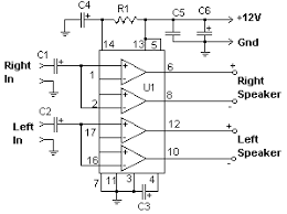 results page 7 about bass booster searching circuits at next gr 22 watt audio amplifier