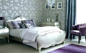bedroom design purple. Purple Bedroom Decorating Ideas And Silver Home Design Grey