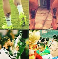 Jakým Tetováním Se Mohou Chlubit Fotbalové Hvězdy Lifestylemagazíncz