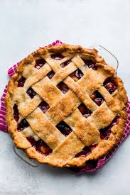 Best Pie Recipes Homemade Cherry Pie Sallys Baking Addiction