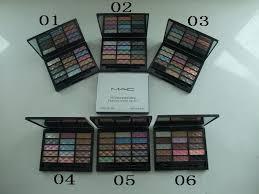 lastest mac eyeshadow 15 colors fashion make up kit