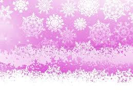 pink winter background. Unique Pink Winter Background With Many Different Falling Stylish Snowflakes EPS 8  Vector File Included  Stock Vector Colourbox With Pink Background E