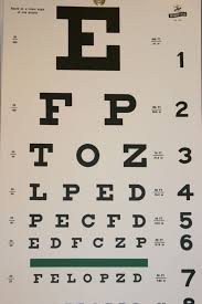 California Dmv Vision Test Chart Texas Driver License Online Charts Collection