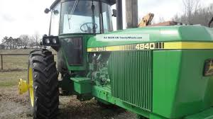 john deere 4840 tractor