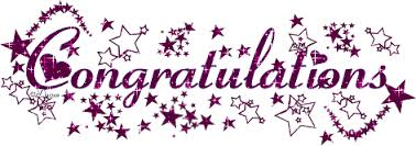 Image result for congratulations, animated