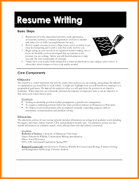 Exelent Career Kids Resume Collection Documentation Template