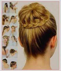 54 Luxe Images De Coiffure Pour Bapteme Cheveux Mi Long