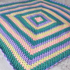 Granny Square Blanket Pattern Gorgeous Ravelry Basic Granny Square Blanket Pattern By Sarah Hearn