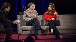 Why giving away our wealth has been the most satisfying thing we've done...  | Bill and Melinda Gates - YouTube