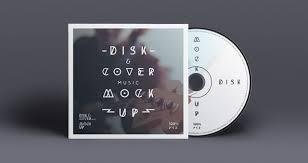 Free Download Mockup Mock Up Mockup Cd Cover Mockup Templates