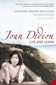 buy slouching towards bethlehem essays in cheap price on m live and learn slouching towards bethlehem the white album after henry by didion joan reissue edition 2005