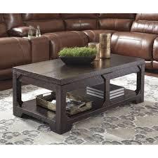 ashley furniture rogness lift top