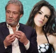 دنيا عبد العزيز هل تزوجت فاروق الفيشاوي؟