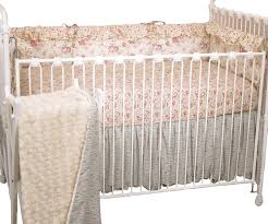 cotton tale designs 4 piece crib bedding set tea party 1 pack new