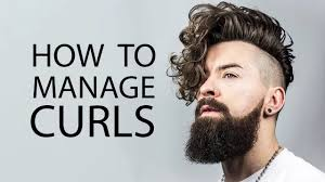 5 Tips For Guys With Curly Hair How To Style Curly Or Wavy Hair