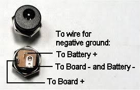 9v dc jack wiring diagram 9v wiring diagrams cars