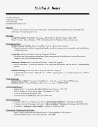 Nursing Resume Format Free Download Nurse Sample Lpn Template