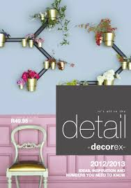 The Lighting Warehouse Kramerville Its All In The Detail By Decorex Sa By Decorex Sa Issuu