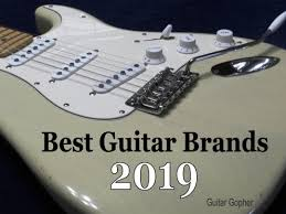 the best guitar brands are known for producing quality acoustic and electric instruments manufacturers like