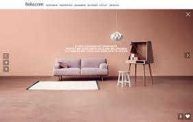 Bolia Love Life And Furniture Webdesign Inspiration Www Interesting Furniture Website Design