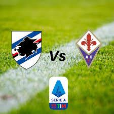 Serie A, formazioni Sampdoria - Fiorentina ~ Webmagazine24