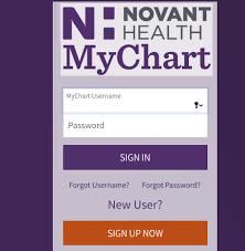 Novant Health Chart Login Novant Health Mychart Login Best Picture Of Chart Anyimage Org